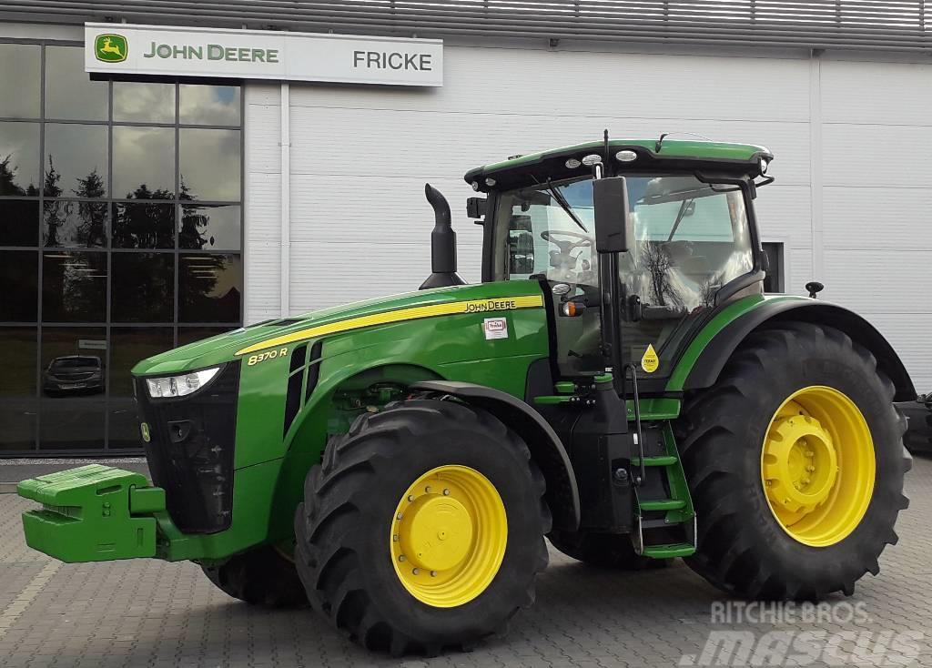 John Deere 8370 R