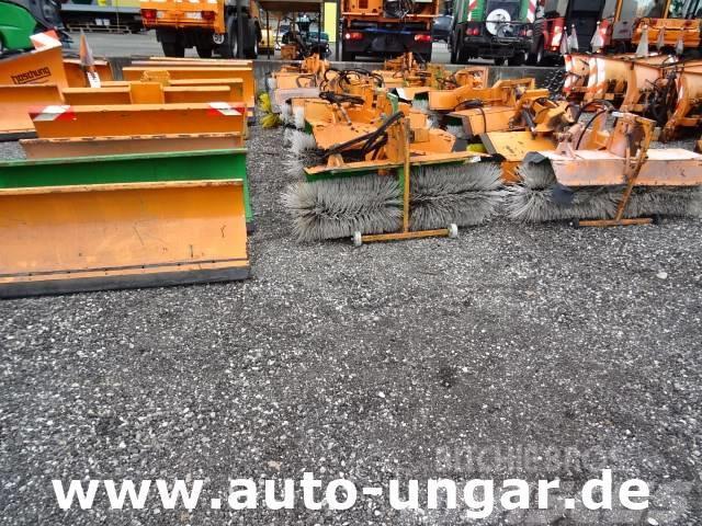 Multicar 150cm Schneepflug - Schneebesen Hansa Ladog Boki