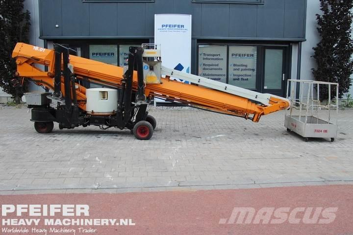 [Other] Falck schmidt TS18 Self-Propelled, Electric, 18m W
