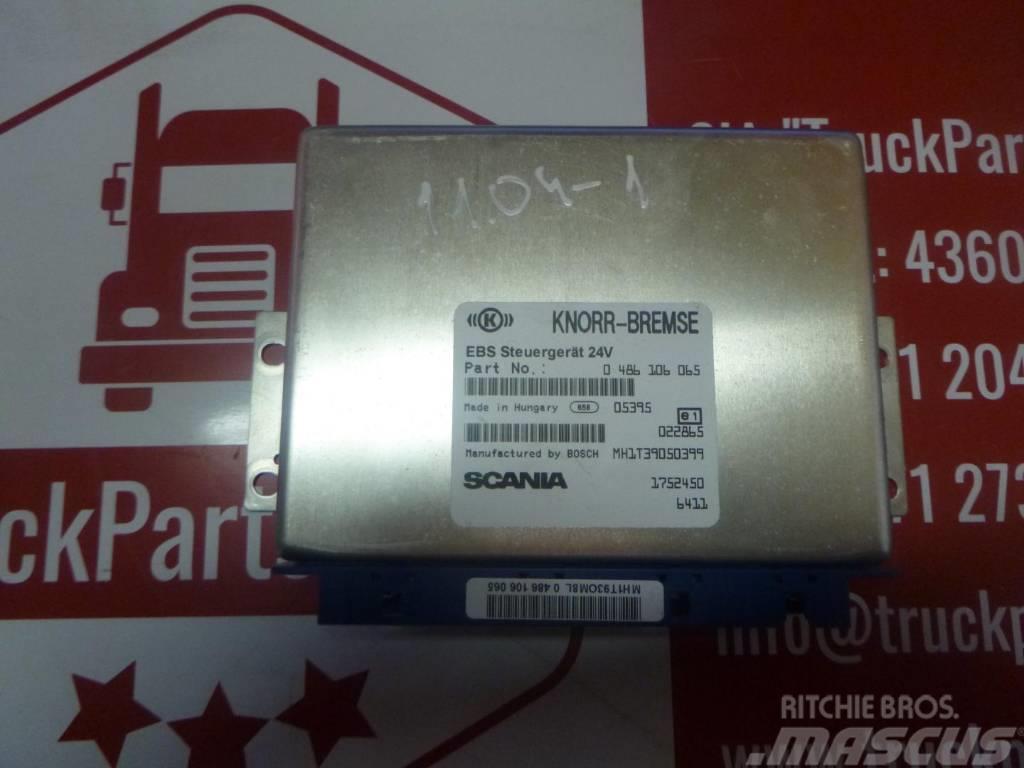 Scania R440 EBS control unit 1752420