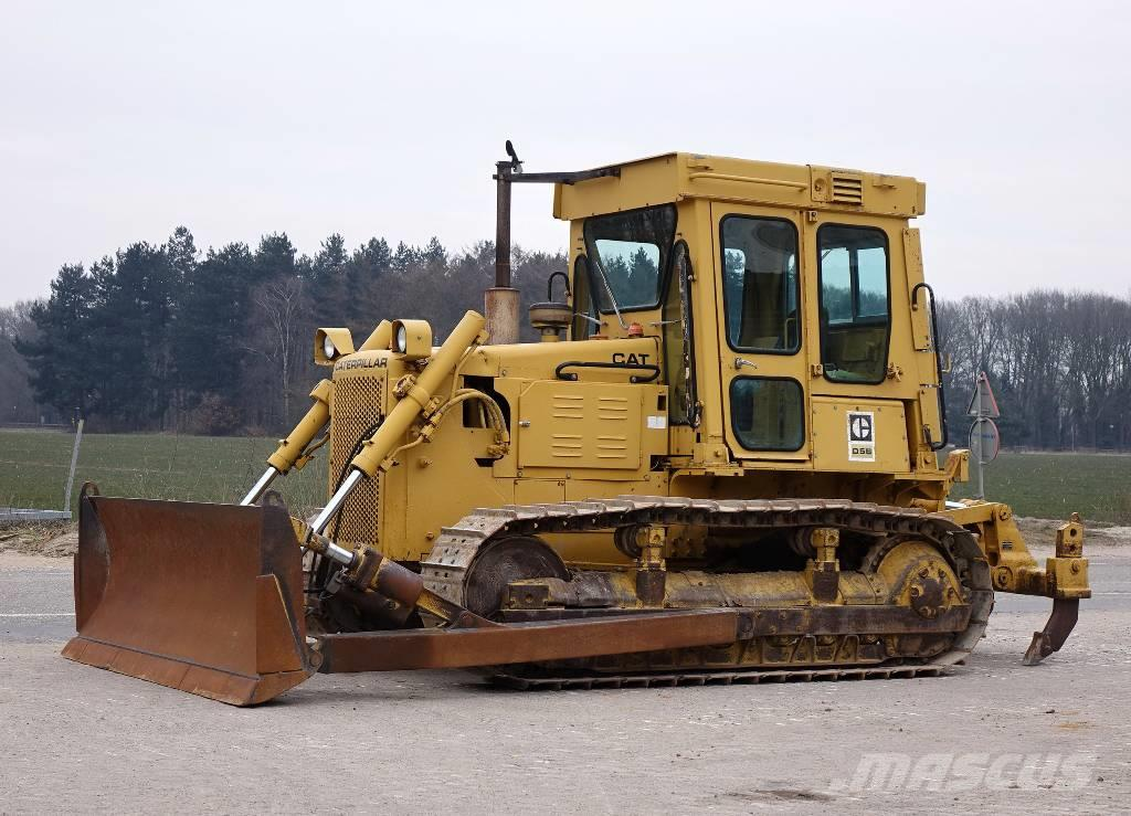 Caterpillar D5B (Ripper/3306 engine/5808 original hours!)