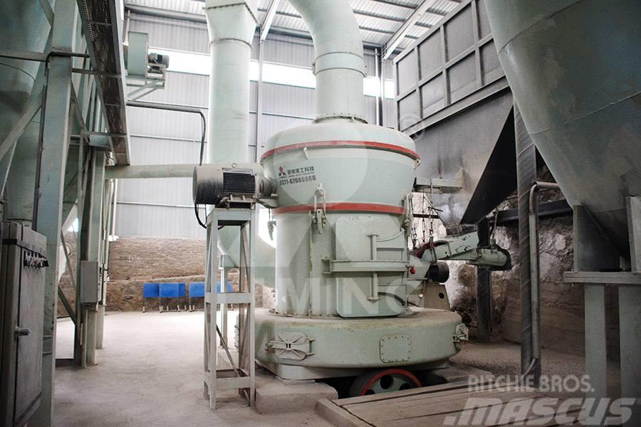 Liming 7-11т/ч мельничное оборудование MTW для известняк