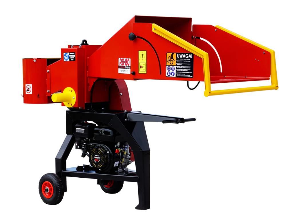 REMET Wood chipper RS80
