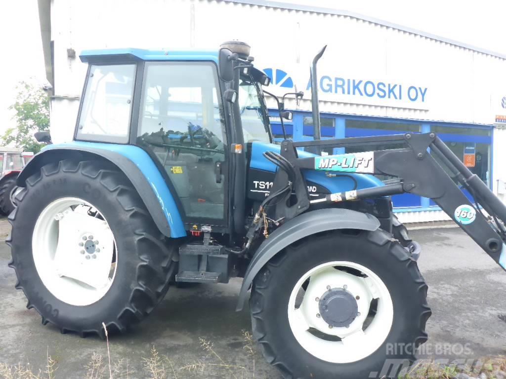 New Holland TS 110 ES