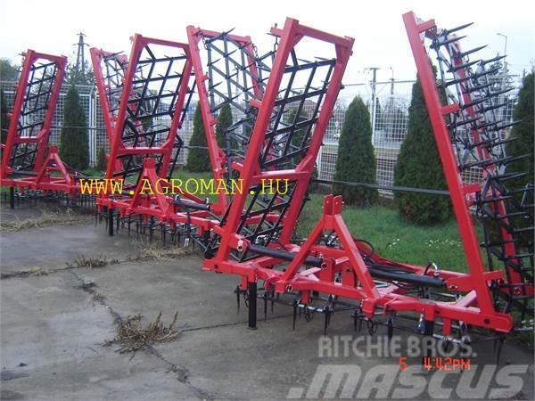 kombinátor vetögéphez kombinátor rögtörők kerettel, 2017, Övriga maskiner för jordbearbetning