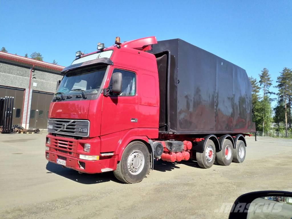 Volvo Fh 16 8x2