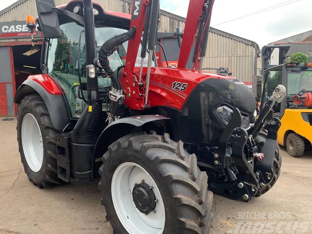 Case Ih Maxxum 125 Tractors  Price   U00a357 950  Year Of