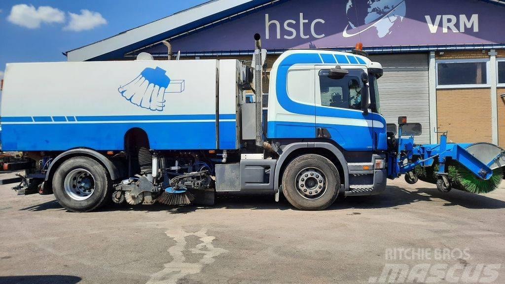 Scania P270 + Beam S8000