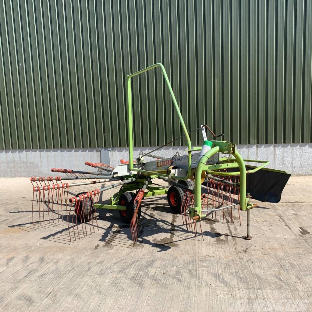 CLAAS 470S Single Rotor Rake