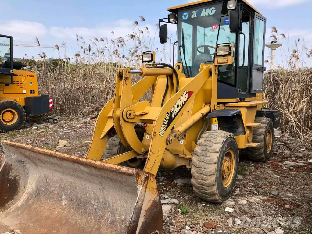 Used XCMG LW180 wheel loaders for sale - Mascus USA