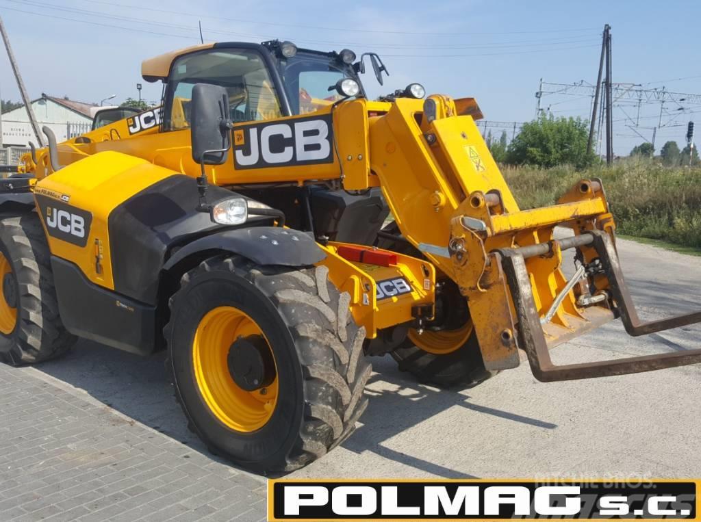 JCB 536-70 Agri Super 135.000 zł netto JCB 541-70 531