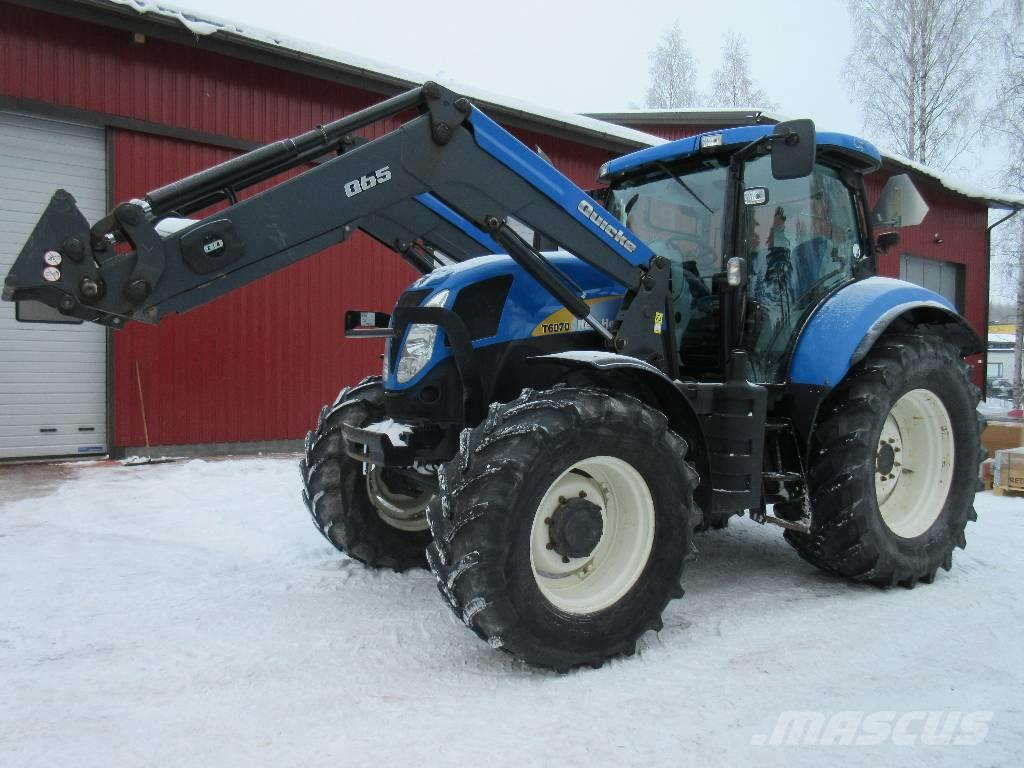 New Holland T 6070 RCE