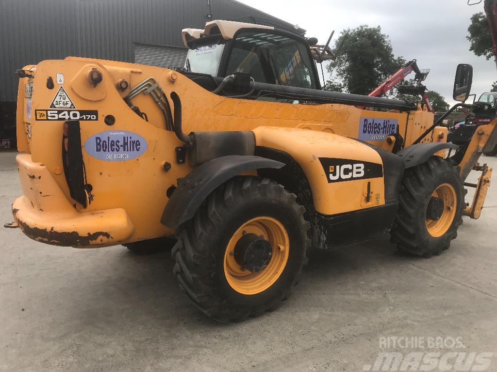 JCB 540 170