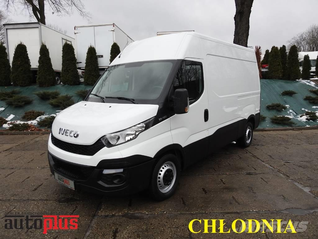 Iveco DAILY 35S13 REFRIGERATOR VAN A/C TEMPOMAT