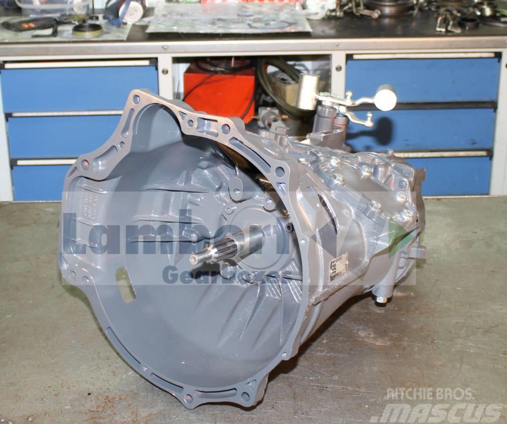 Iveco Daily / Getriebe / Gearbox / boîte de vitesses