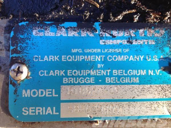 Clark gearbox R18627-16