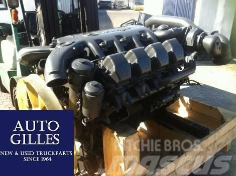 Mercedes-Benz OM502LA / OM 502 LA LKW Motor