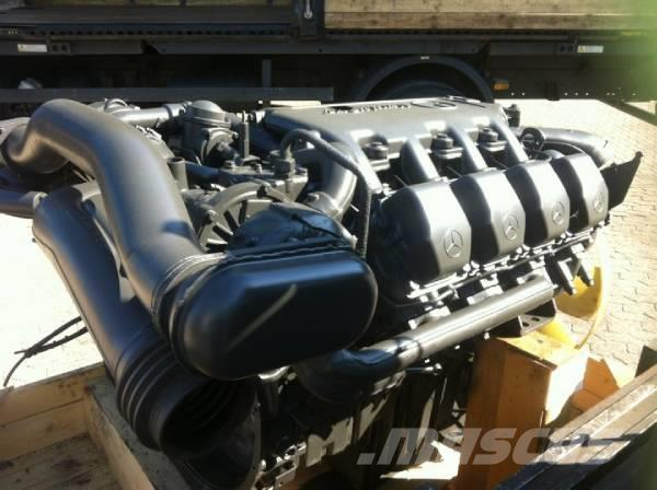 Used Mercedes  Om 502 La Engines Year  2004