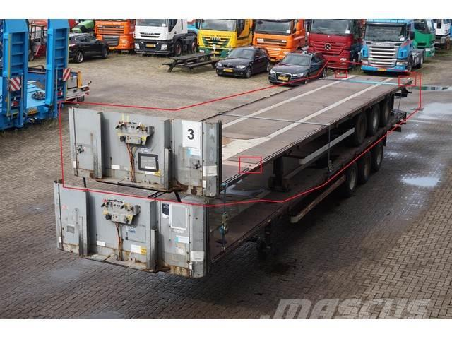 Van Hool Open 40ft 3-assig/40ft