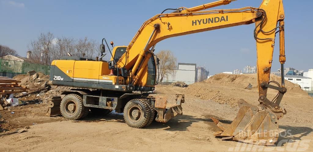 Hyundai ROBEX 210W