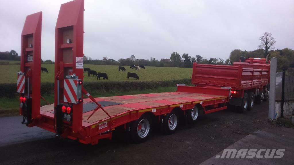 MAC 3 Axle Commercial Low Loader