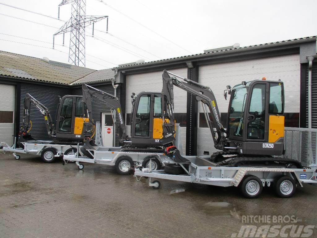 Volvo EC18D, EC20D, ECR25D