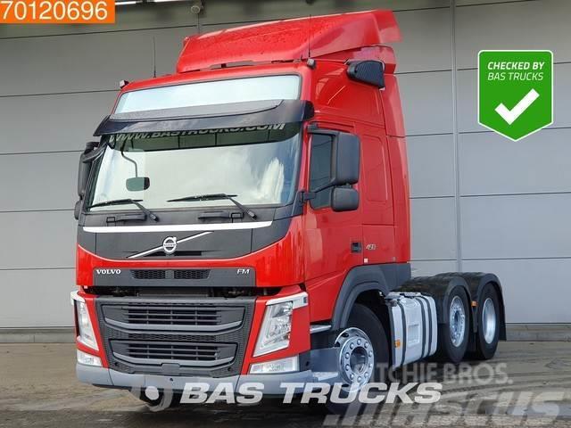Volvo FM 450 6X2 Liftachse ADR Euro 6