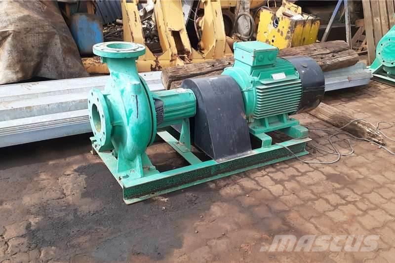 [Other] Unspecified Waterpump 16 Bar with 30Kw Electric Mo