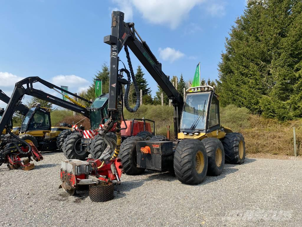 Eco Log 590C mit LogMax 7000HD - Gebrauchtmaschine