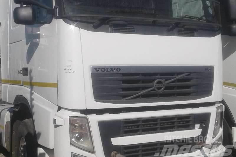 Volvo FH 440 6x4 Sleep