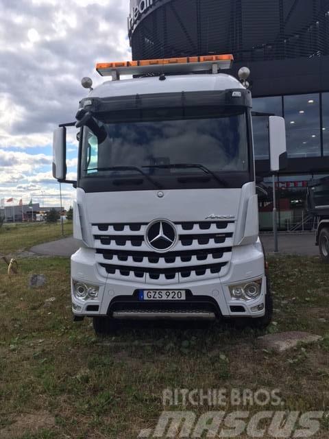 Mercedes-Benz AROCS 3258 LK 8X4