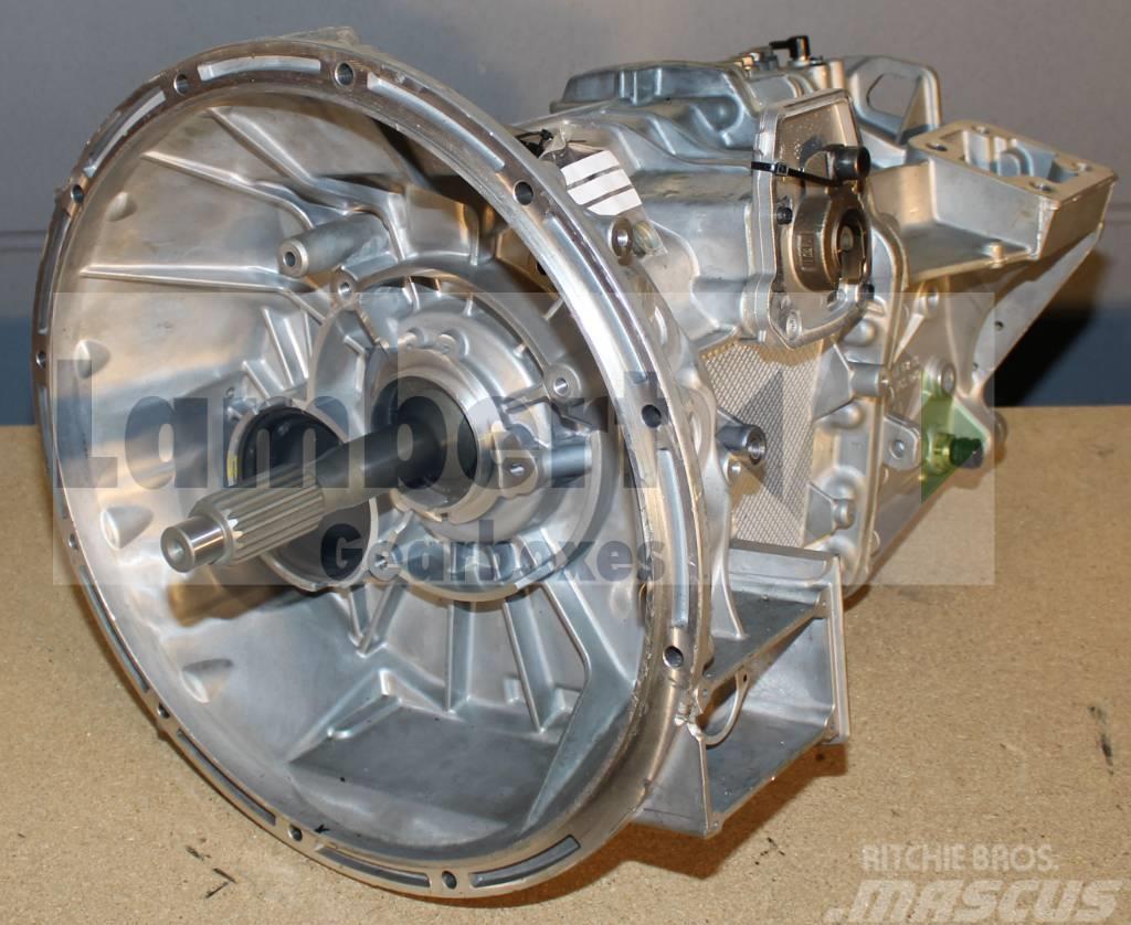 Mercedes-Benz Atego G90-6   715066  Getriebe / Gearbox