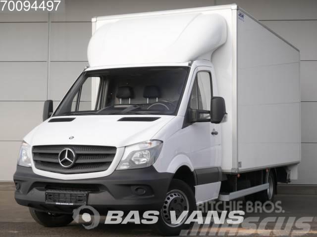 Mercedes-Benz Sprinter 516 CDI Bakwagen Laadklep 455X225X228CM 2