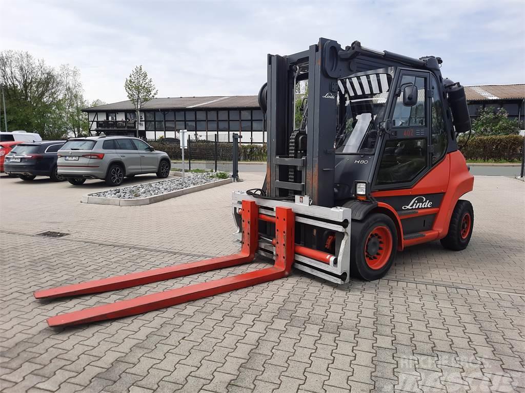 Linde H80D-02/600