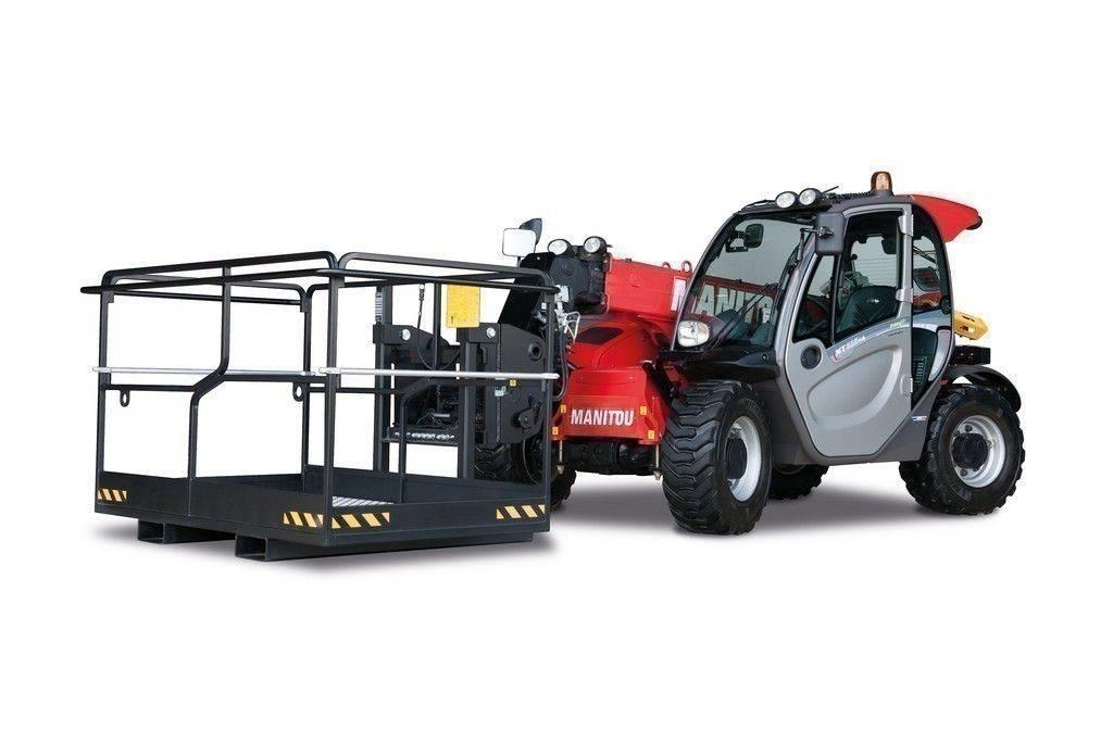 Used Manitou MT 625 HA telescopic handlers Year: 2019 for
