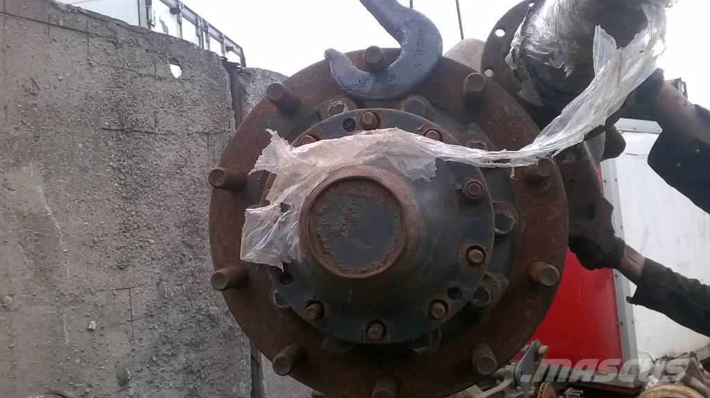 Scania R420 rear axle