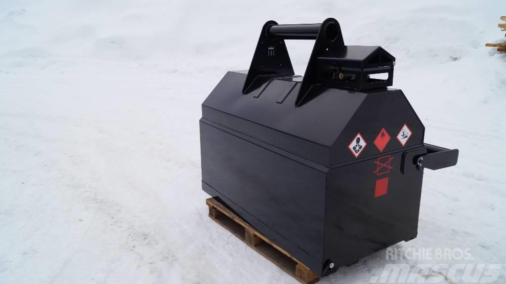 Fomatec Polttoainesäiliö 850L