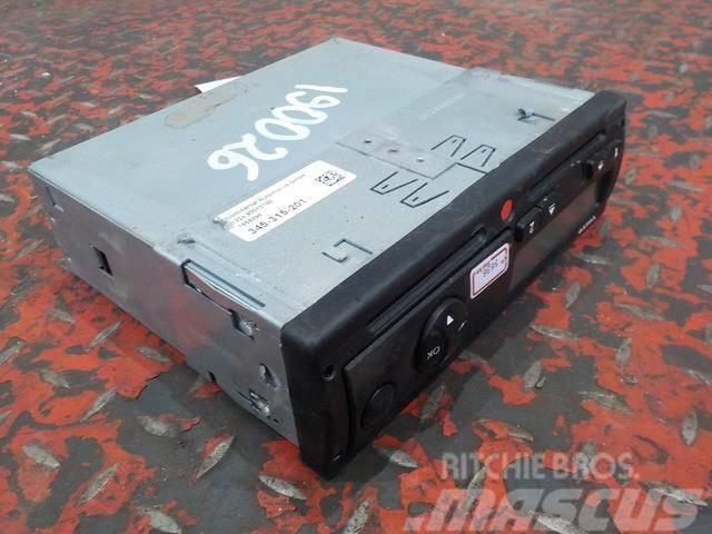 Volvo FM Tachograph 20466940 20570486 21184859 501057727