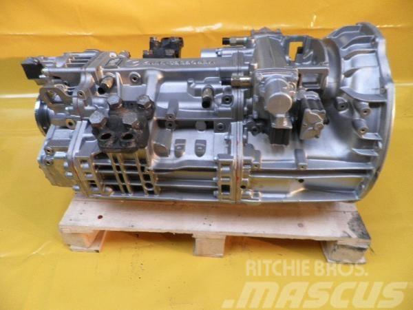 Mercedes-Benz Actros G211-16 / G 211-16 EPS Schaltung