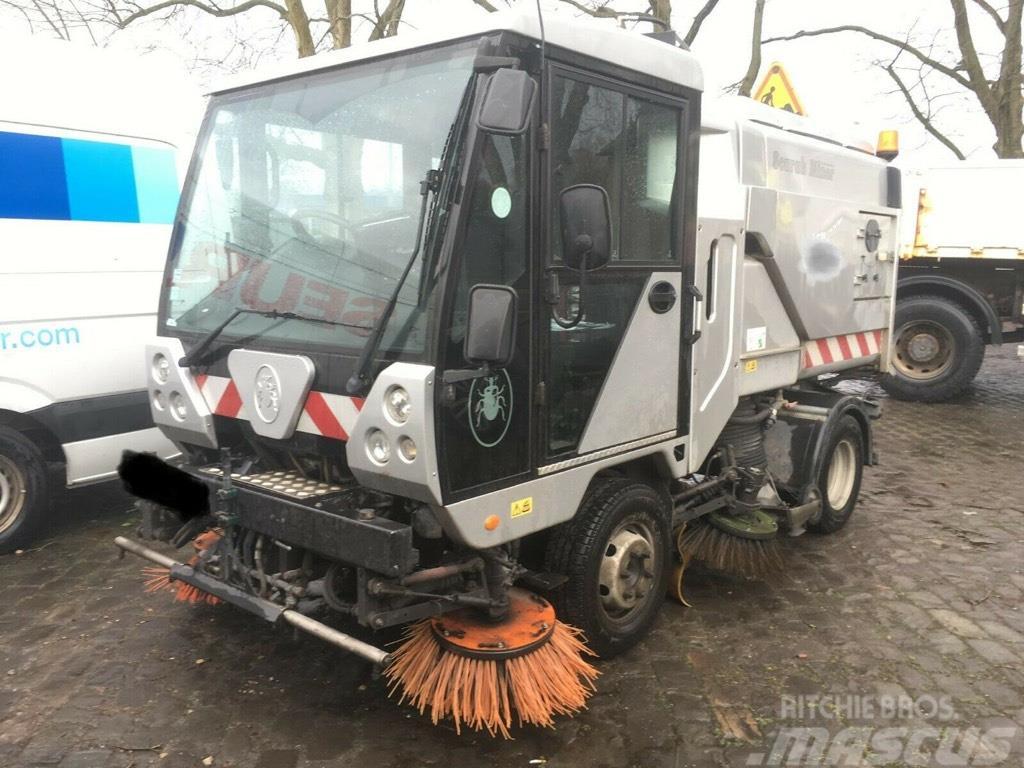 Scarab Minor Sweeper Ravo Schmidt Citycat