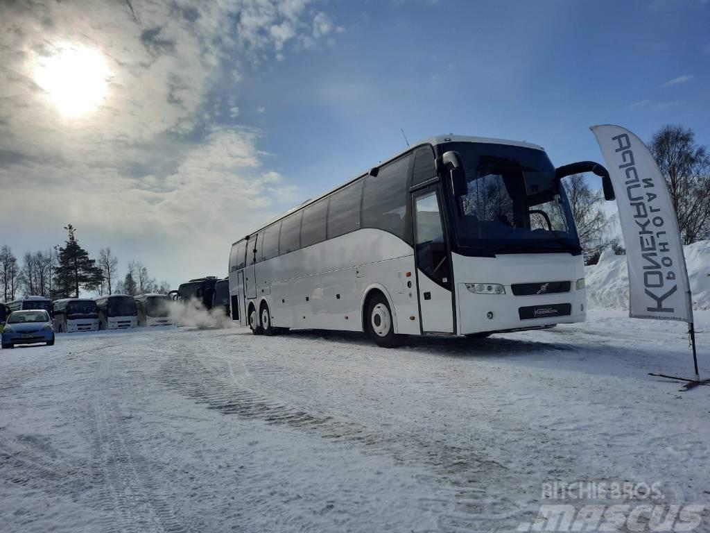 Volvo 9700 HD B13R 6x2