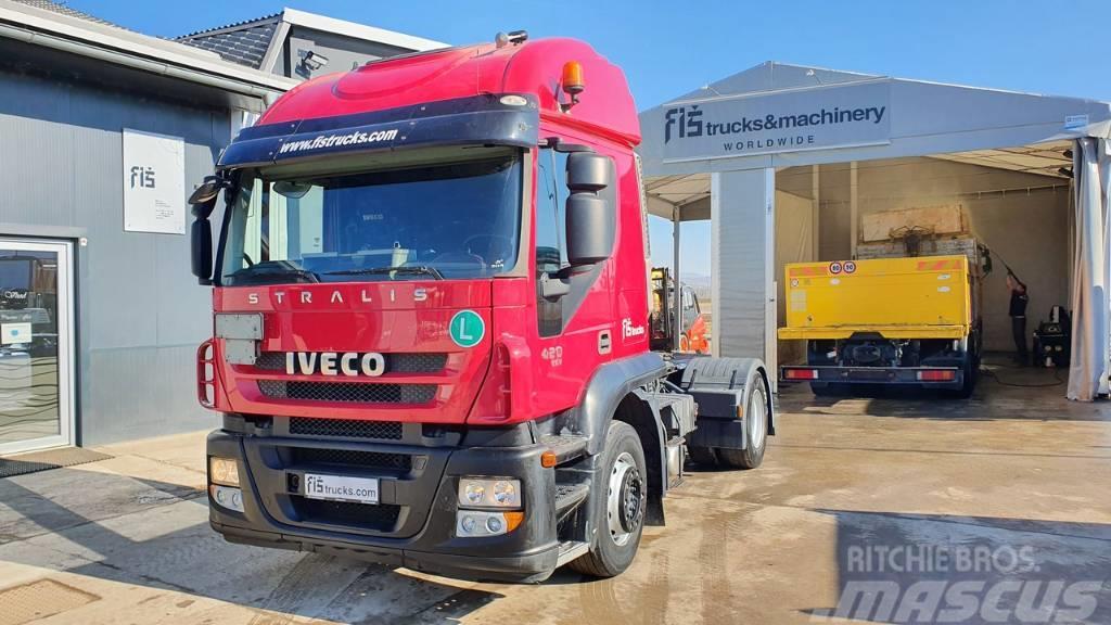 Iveco STRALIS 420 440S42 - 4x2 tractor -EEV