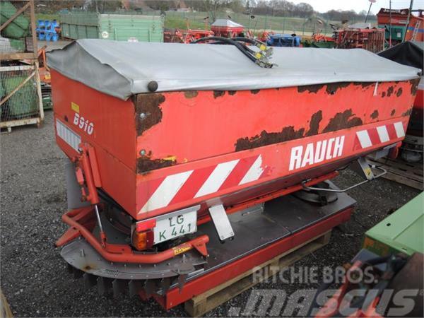 Rauch Axera, 2002, Mineralgödselspridare