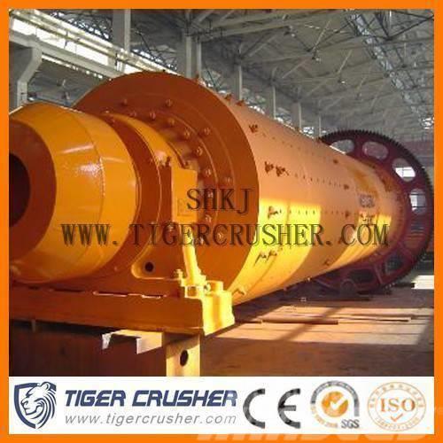 Tigercrusher ball mill 1200*4500