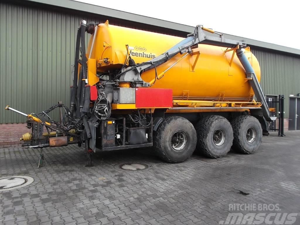 Veenhuis VDL 30 ton haarkarm + VMR 24 HA