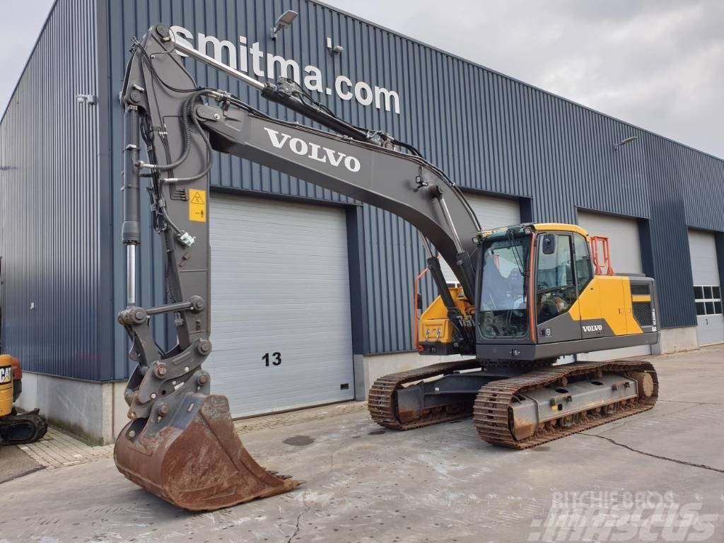 Volvo EC220E NL