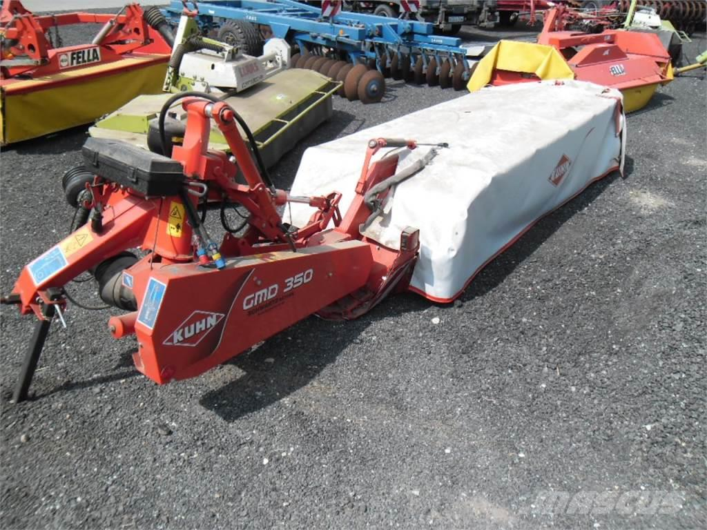 Kuhn GMD 350 FF