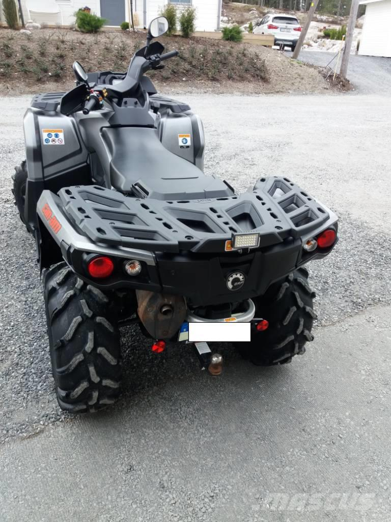 Can-am Outlander MAX 1000 PRO T3