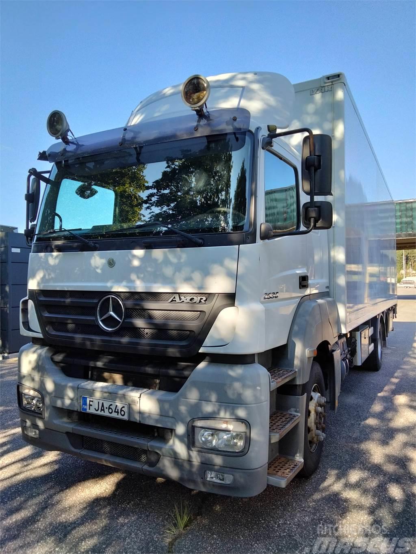 Mercedes-Benz Axor 2536