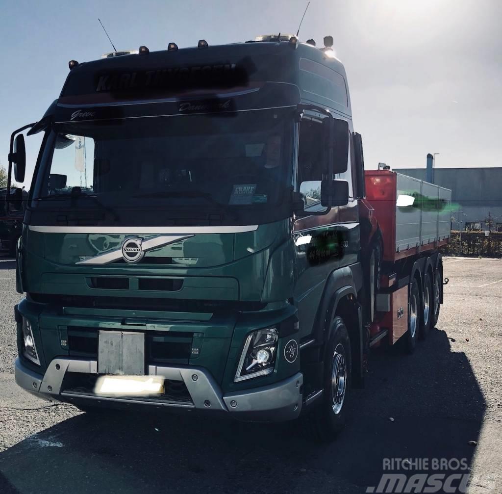 Volvo FMX500 Palfinger PK 27.001EH / T22A